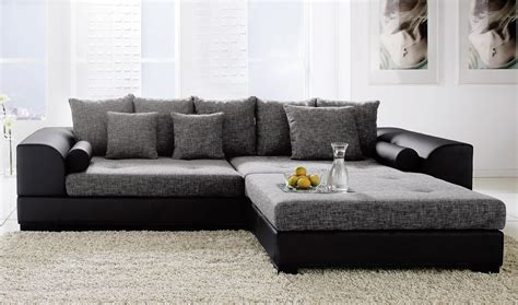 couch with large ottoman inside out design how to make new back cushions for a