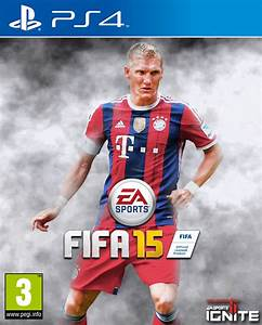 FIFA 15 PS4 Schweinsteiger Cover by carricudizilla on ...