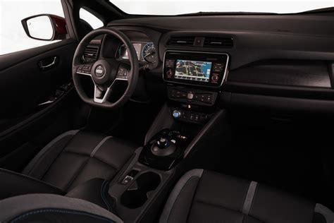 nissan leaf 2017 interior 2018 nissan leaf images plus b roll exterior and interior