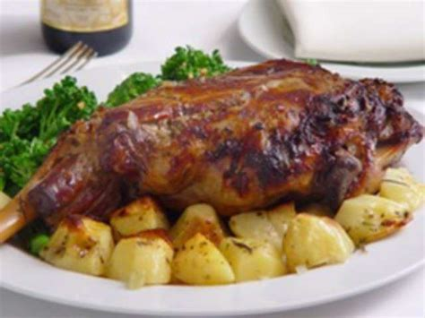 les meilleures recettes de cuisine au four et agneau 5
