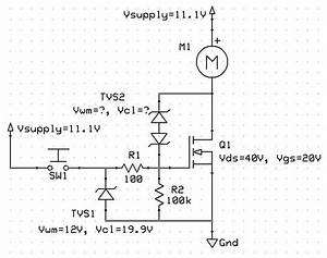 Diodes - Creating A Robust Power Mosfet Switch