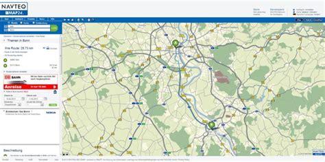MAP24-routenplaner