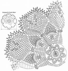 Crochet Doily - Lace Doily