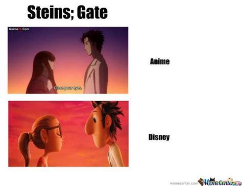 Steins Gate Memes - steins gate funny steins gate el psy congroo pinterest disney funny and sony
