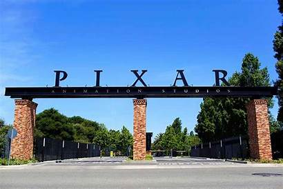 Pixar Studios Animation Studio Emeryville California Lamp