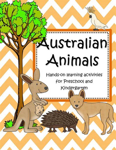 australian animals theme unit on learning 984 | s502260936815463319 p269 i1 w1700