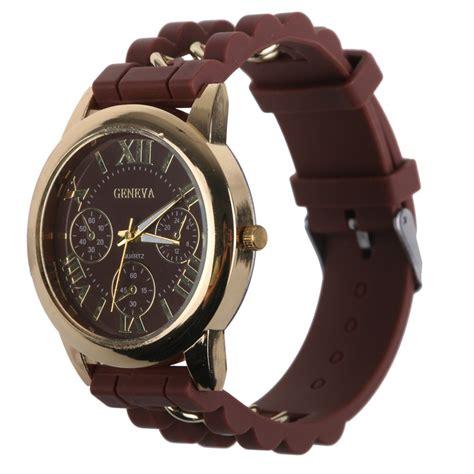 Geneva Unisex Women Men Silicone Band Wrist Watch Fashion. Floral Chains. Antique Engagement Rings. Moissanite Pendant. Love Knot Pendant. Tungsten Bands. Napoleon Diamond. Sterling Silver Pendants. Tutorial Bracelet