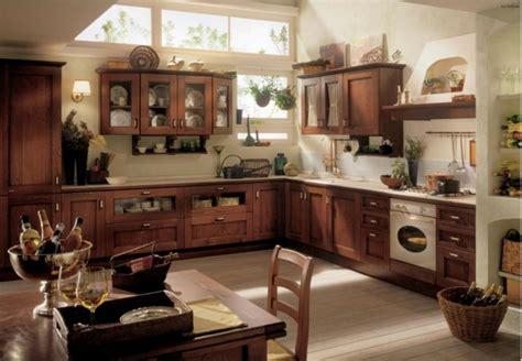 cuisine en bois h黎re décoration cuisine bois