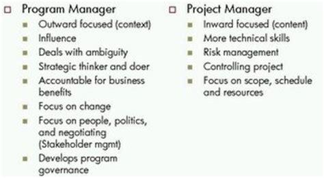 definition  program  project making  happen