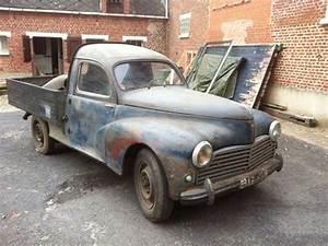 Peugeot 203 Camionnette : amoureux 203 403 consulter le sujet peugeot 203 u8 1952 d 39 un ch 39 ti ~ Gottalentnigeria.com Avis de Voitures