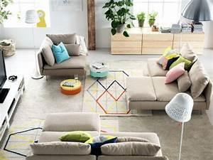 comment positionner son tapis With tapis de yoga avec les canapés ikea
