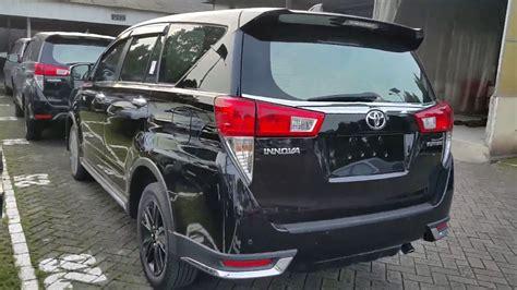 Toyota Venturer Picture by Innova Venturer 2017 Black
