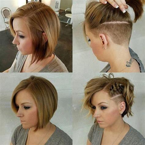 fabulous short haircuts  thick hair