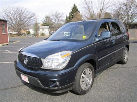 2004 Buick Rendezvous Ultra by 2004 Buick Rendezvous Ultra Awd Data Info And Specs