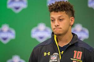 Patrick Mahomes Had Outrageous College Stats What Will He