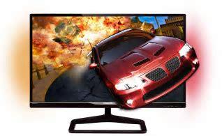 LCD Monitor mit Ambiglow 278G4DHSD/00   Philips