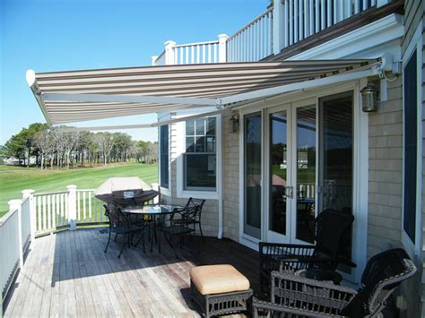suntube retractable awnings retractable deck patio