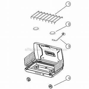 Coleman 2000004122 Parts List And Diagram