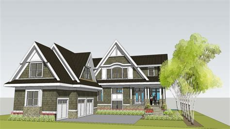 L Shaped House Plans Designs Small L-shaped Houses, Lake