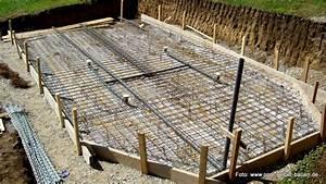 Bodenplatte Selber Machen : bodenplatte fundament f r einen pool erstellen pool selber ~ Whattoseeinmadrid.com Haus und Dekorationen