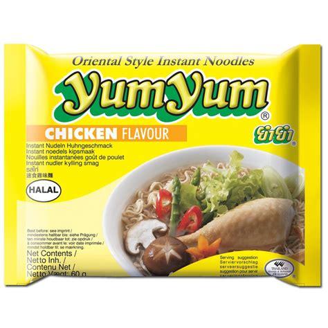 yum yum nudeln yum yum instant nudel suppe chicken huhn 30 beutel snacks
