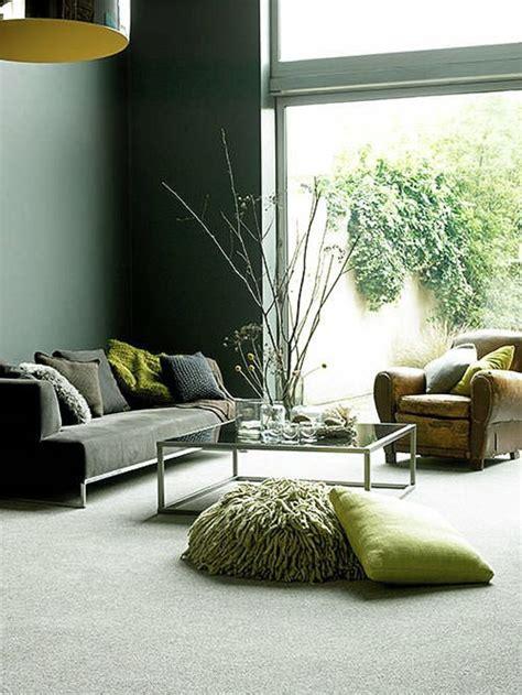 Wohnzimmer Ideen Wandgestaltung Grau by Wandfarbe Ideen Die Sie Beim Anblick Sicherlich Fesseln
