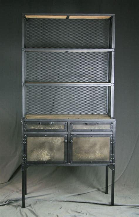 buy  custom  industrial pantry shelving reclaimed