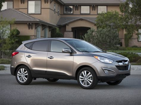 Hyundai Tucson Picture by 2011 Hyundai Tucson Price Photos Reviews Features