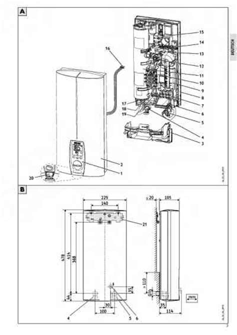 stiebel eltron dhe 18 21 24 sldurchlauferhitzer bedienungsanleitung im pdf format