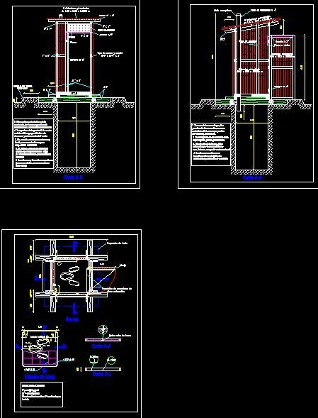 Portable Toilet DWG Block for AutoCAD ? Designs CAD