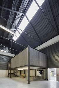 Garage Mendes : gallery of ad mia office building and industrial warehouse jo o mendes ribeiro 15 ~ Gottalentnigeria.com Avis de Voitures