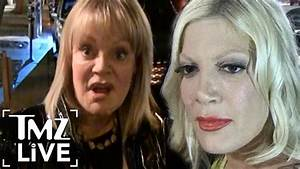 Tori Spelling: No Sympathy From Mom Candy | TMZ Live - YouTube