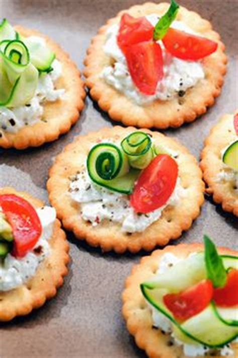 easy cheap canapes canapes ideas on canapes easy canapes and