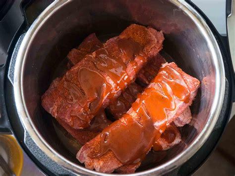 ribs in cooker boneless pork ribs pressure cooker