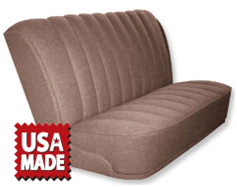 Auto Seat Upholstery Kits by Cartouche Classic Ford Upholstery Macs Auto Parts