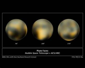 New Horizons, Approaching Pluto, Detects Signs of Polar ...