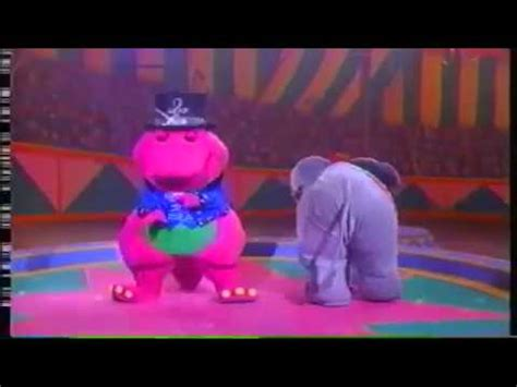 Come along for great musical adventures with your favorite purple dinosaur! Barney and friends full episodes The Elephant Song full movie 2013 Claremont College - YouTube