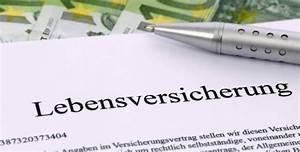 Rendite Lebensversicherung Berechnen : lebensversicherung wie viel rendite jetzt noch drin ist ~ Themetempest.com Abrechnung