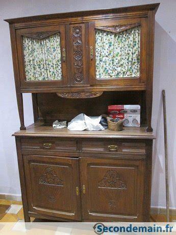 meuble cuisine ancien meuble ancien de cuisine 2 corps a vendre secondemain fr