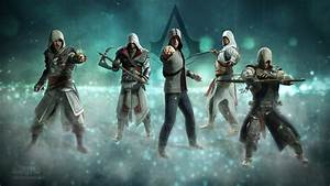 Assassin's Creed All-Stars by BMFreed on DeviantArt