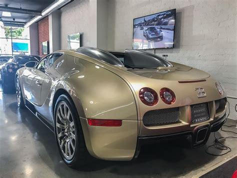 Bugatti veyron veyron exclusiv collectorcar 1owner 6500km full. Used 2008 Bugatti Veyron - $1,150,000 For Sale | Car Albert