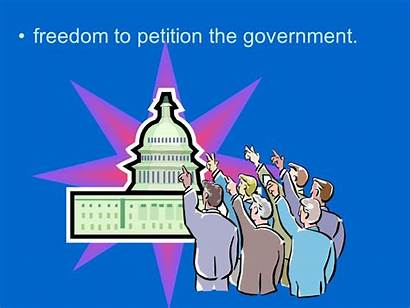Petition Clipart Government Right Drawing Clip Rights