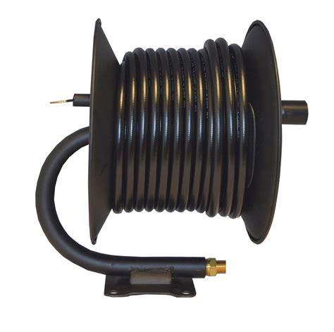 20m manual hose reel complete with hose for karcher k series pressur directhoses