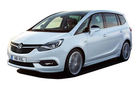 Opel Zafria by Vauxhall Zafira Tourer Mpv Practicality Boot Space