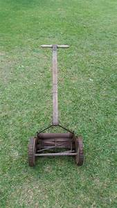 Determining The Value Of Old Reel Mowers