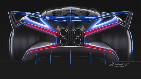 Bugatti simulates it could lap the nurburgring in just over 5 minutes 23 seconds, and the le mans track in just over 3 minutes. The new Bugatti Bolide packs 1,850 hp with a top speed of over 500km/h! - AutoBuzz.my