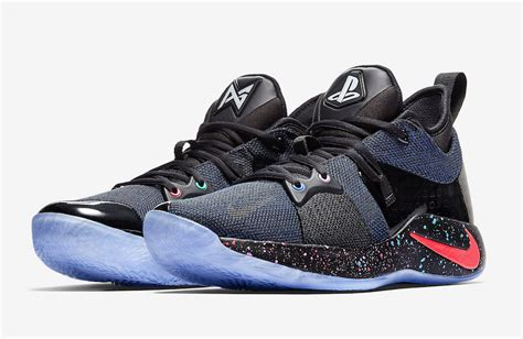 nike pg  playstation   release date sneaker