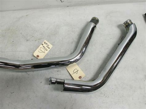Harley Davidson Fxs Exhaust Header Pipes