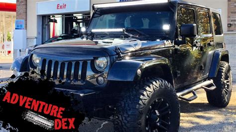 2015 Blacked Out Jeep Wrangler Walk-around!