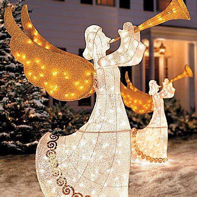 knlstore ft lighted shimmering glitter tinsel nativity